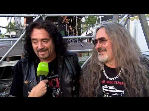 Rudan Joe és a Kalapács – koncert és interjú