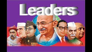 Indian Freedom Fighters I Name of Indian Leaders For kids Learning