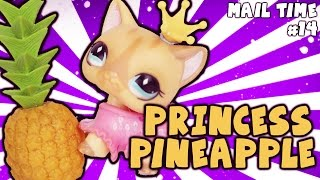 PRINCESS PINEAPPLE! FAN MAIL TIME #14 | Alice LPS
