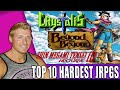 Top 10 Hardest RPGs Ever Created