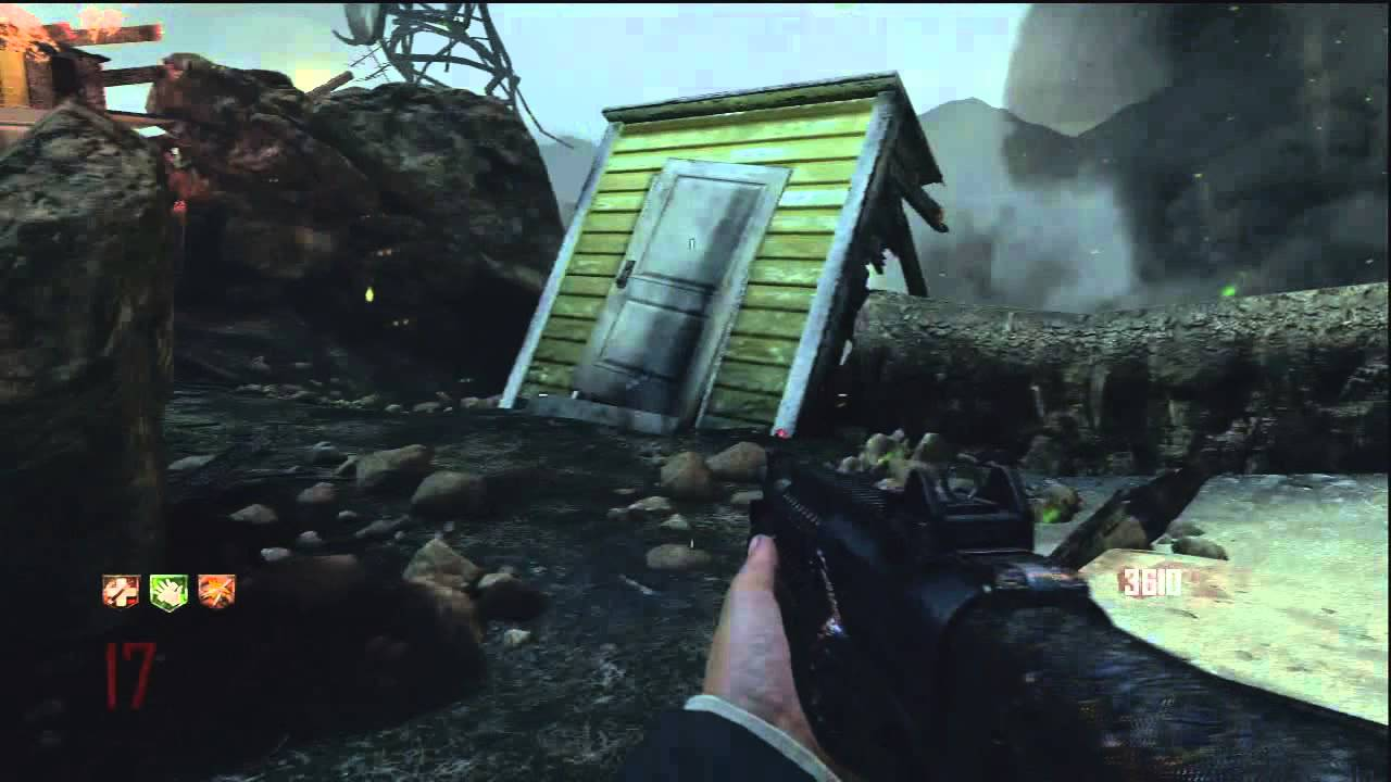 how to activate pack a punch in ww2 zombies
