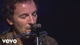 Bruce Springsteen The E Street Band Empty Sky Live In Barcelona