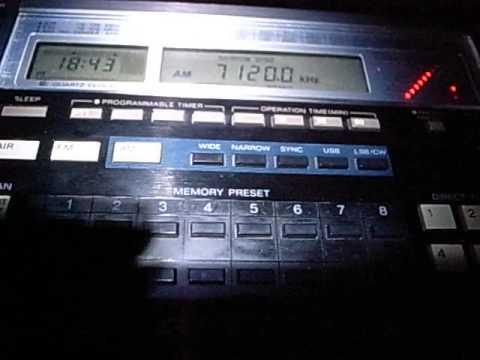 9635kHz Radio Mali etc. (Sep 05, 2014)