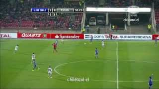 U De Chile 5 vs Real Potosi 0 - Copa Sudamericana 2013 (Fox Sports HD)