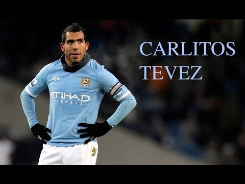Carlos Tevez - Goals & Skills 2009 to 2012 - Manchester City ● HD