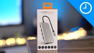 HyperDrive Power 9-in-1 USB-C Hub Hands-on [Sponsored]
