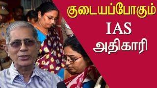 R Santhanam to grill Nirmala Devi today tamil news live, tamil live news, tamil news redpix