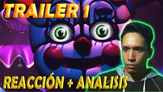 NUEVO TRAILER FIVE NIGHT AT FREDDY