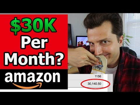 How to Make $30.000/m On Amazon (As a Broke Millennial)
