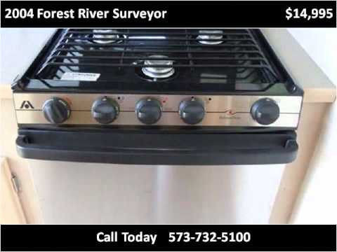 2004 Forest River Surveyor Used Cars Bourbon MO