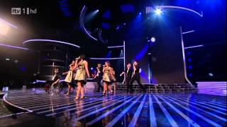 Download Lagu The Cast Of Glee - Don't Stop Believing - X Factor Semi Final (FULL HD) Gratis STAFABAND