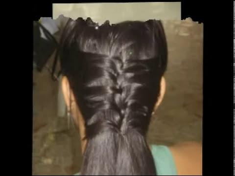 tranças - penteados - cabelos - tranças indianas