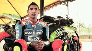Yonny Hernández debuta en MotoGP