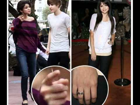 Selena Gomez Took Off her Purity Ring for JB