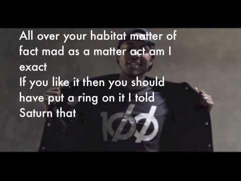 "KB – Undefeated [Lyrics] (EP: ""100″)"