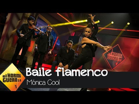 Mónica Cruz nos deja sin palabras con un espectacular baile flamenco - El Hormiguero 3.0