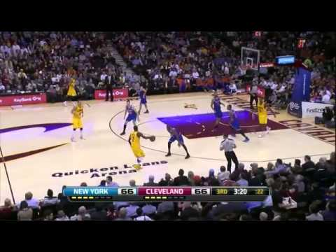 Kyrie Irving Full Highlights vs Carmelo Anthony the New York Knicks *2013..3.04