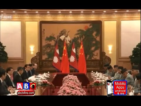 Operation Big News PM Oli Post China Visit analysis, ABC Television, Nepal