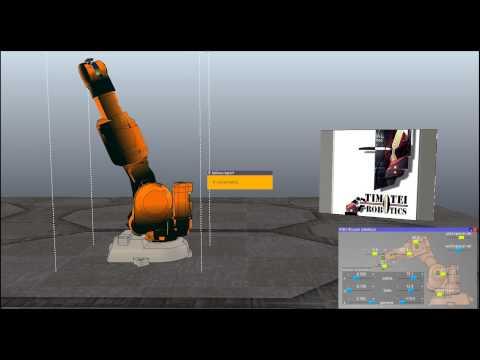 IRB 140 – Industrial Robot – Timotei-Robotics