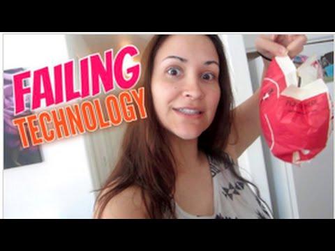 VLOGtober:Failing Technology