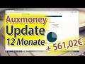 Download [+ 561,02€] Meine Auxmoney Erfahrungen nach 12 Monaten !!! in Mp3, Mp4 and 3GP