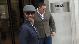 Take That Howard Donald in London 30 09 2017