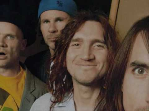 Red Hot Chili Peppers - Funny Face