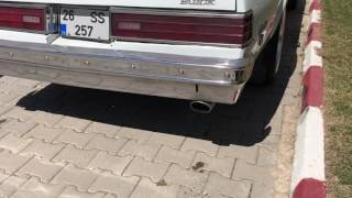 V8 Amerikan 1975 Buick Apollo 5700cc 350-2 cui