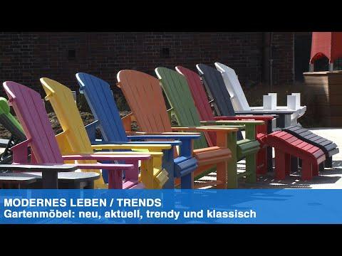 Gartenmöbel Bei Schaffrath: Neu, Aktuell, Trendy Und Klassisch.