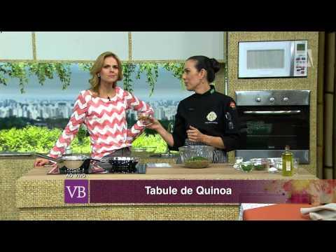 Você Bonita - Tabule de Quinoa (09/10/14)