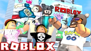 I'M IN THE GAME?!?! | Pokémon GO 2 | ROBLOX