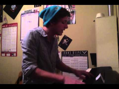 Hoodie Allen - No Interruption (Piano Cover)
