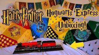 Hogwarts Express Unboxing (Noble Collection)