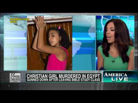 Egypt : Christian girl gets murdered by Muslim Brotherhood after leaving Bible Study (Aug 13, 2013)
