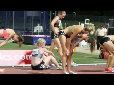 2012 Sydney Classic 800m women