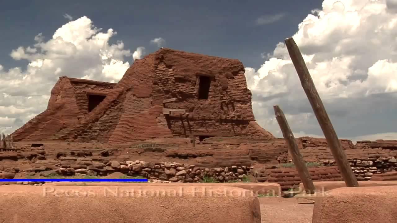Santa Fe Trail Natl Scenic Byway YouTube