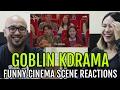 Goblin Kdrama - Movie Date Scene - Reactions (Video Reaksi)
