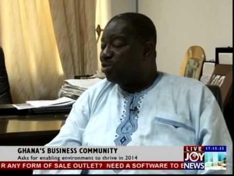 Ghana's Business Community