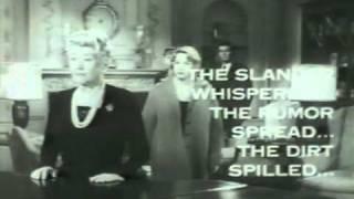 The Children's Hour (1961) Trailer