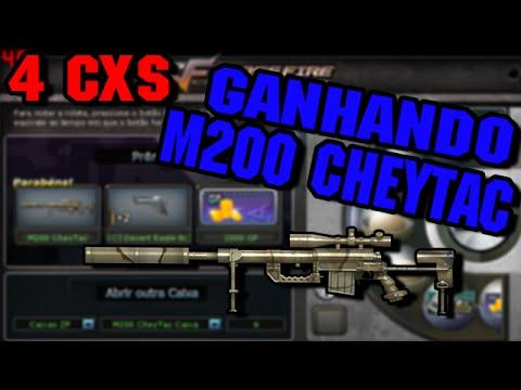 [CF] Ganhando M200 CheyTac CrossFire AL