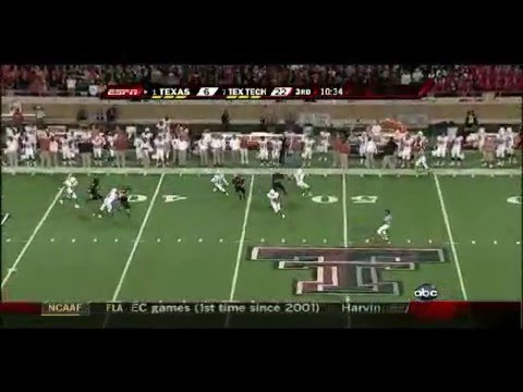 Texas Longhorns 2008 Highlight Video Video