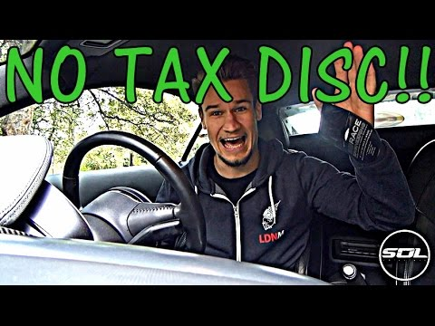 NO MORE TAX DISCS IN CARS: End of an Era Vlog