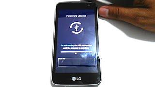 Firmware Stock Rom LG K4 K130, K5 K500, K8 K350, K10 K430, LG X, Como instalar, Atualizar, Restaurar