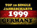 TOP 10 Single Jahrescharts Deutschland 1999 Year End Single Charts Germany ChartExpress mp3