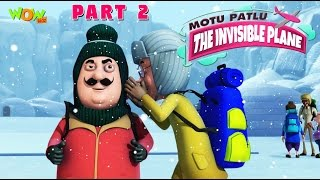 Download Motu Patlu & Invisible Plane Part 02| Movie| Movie Mania - 1 Movie Everyday | Wowkidz 3Gp Mp4