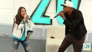 Nicole Cherry ft Mohombi - Vive La Vida Live Performance