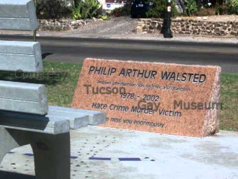 2000's Around Gay Tucson® Philip Arthur Walsted Memorial Tucson Arizona