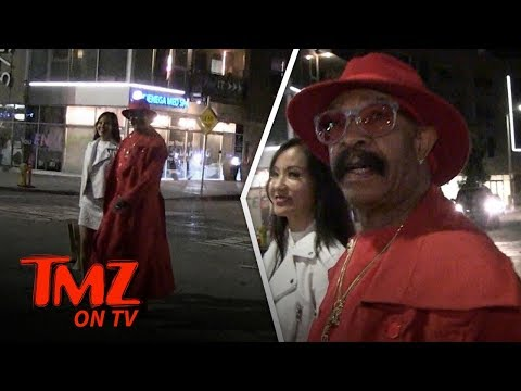 Drake's Dad Isn't A Fan Of China's Weird Delicacies   TMZ TV