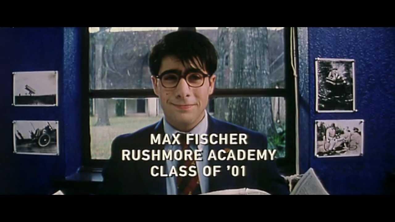 Rushmore Movie Rushmore - Trailer -  1998  -