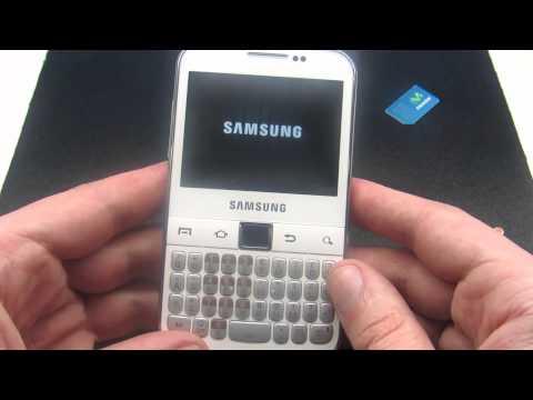 How To Unlock Samsung Galaxy Y Pro (Young) ?